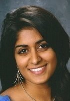 A photo of Sejal, a tutor from Tufts University
