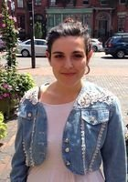 A photo of Rebecca, a tutor from Bard College