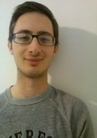 A photo of Jacob, a tutor from Haverford College