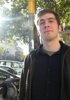 A photo of Tom, a tutor from Elmhurst College