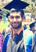 A photo of Viraj, a tutor from University of California-San Diego