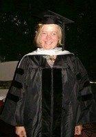 A photo of Dr. Réagan, a tutor from LIU CW Post