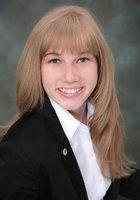 A photo of Karen, a tutor