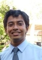 A photo of Vishrut, a tutor from University of California-Los Angeles