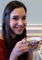 A photo of Marisa, a tutor from Stony Brook University