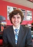 A photo of John, a tutor from Rockhurst University