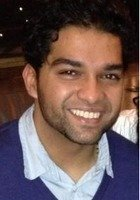 A photo of Akash, a tutor from Rutgers University-New Brunswick