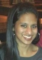 A photo of Tina, a tutor from Cornell University