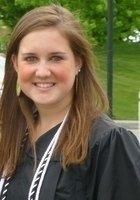 A photo of Grace, a tutor from Providence College