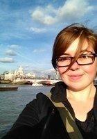 A photo of Elizabeth, a tutor from Northeastern University