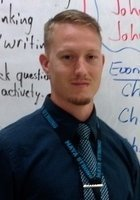 A photo of Garrett, a tutor from Grand Canyon University