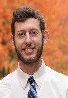 A photo of Nick, a tutor from George Washington University