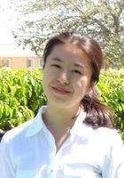 A photo of Jiwen, a tutor from Tufts University