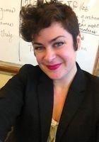A photo of Michele, a tutor from Rutgers University-New Brunswick