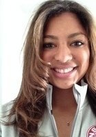 A photo of Danielle, a tutor from Azusa Pacific University