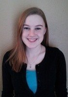 A photo of Megan, a tutor from Willamette University