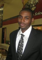A photo of Jared, a tutor from Allen University