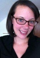 A photo of Jenna, a tutor from Eastern University