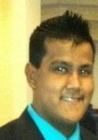 A photo of Rishi, a tutor from New York University