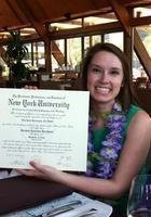 A photo of Carmen, a tutor from New York University