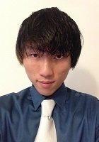A photo of Pak-Hun, a tutor from University of California, Merced