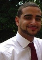 A photo of Ricardo, a tutor from Lafayette College
