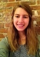 A photo of Kira, a tutor from Oberlin College