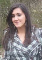 A photo of Victoria, a tutor from SUNY New Paltz