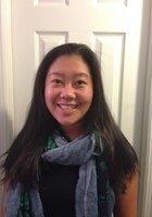 A photo of Katie, a tutor from Stony Brook University