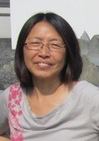 A photo of Dong, a tutor from Shenyang Teachers Univeristy