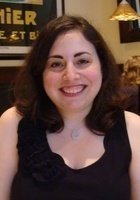 A photo of Nicole, a tutor from Cornell University