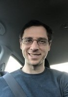A photo of Joe, a tutor from University of Kansas