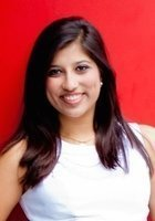 A photo of Nazish, a tutor from The University of Texas at Dallas