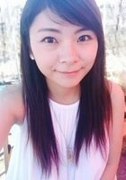 A photo of Wen, a tutor from University of Iowa