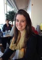A photo of Erika, a tutor from University of North Carolina at Chapel Hill