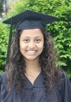 A photo of Divya, a tutor from Brown University