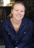A photo of Sarah, a tutor from University of Washington