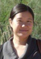 A photo of Shuping, a tutor from Hunan Normal University