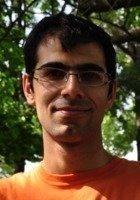 A photo of Amin, a tutor from Tehran University