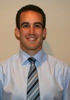 A photo of Zach, a tutor from Syracuse University
