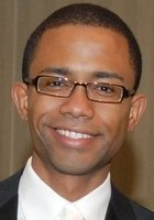 A photo of Kenny, a tutor from Howard University