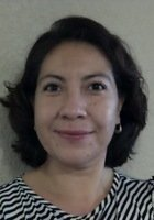 A photo of Zenaida, a tutor from University of California-Davis