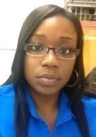 A photo of Keesha, a tutor from Temple University