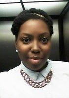 A photo of Tiffany, a tutor from Howard University