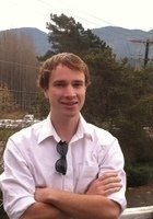 A photo of Kevin, a tutor from Western Washington University