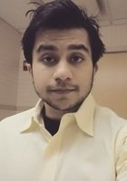 A photo of Sameer, a tutor from Saint Johns University