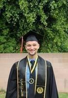 A photo of Joshua, a tutor from CSU Long Baech