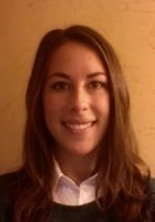 A photo of Johanna, a tutor from University of Oregon