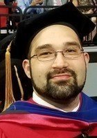 A photo of Brian, a tutor from Brandeis University