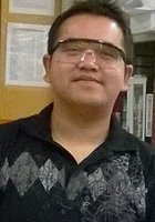 A photo of Allan, a tutor from University of the Philippines